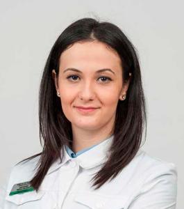 Царгасова Мадина Олеговна
